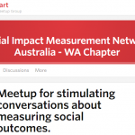 WA monthly meetups – beginning 20 April