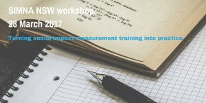 SIMNA NSW workshop 28 March 2017 in Sydney