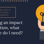 SIMNA ACT Blog: I'm doing an impact evaluation, what evidence do I need?