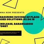 SIMNA NSW Event: Measuring success of place-based approaches