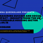 SIMNA QLD: Measuring Success and Social Impact – Insights from the UK Affordable Housing Sector
