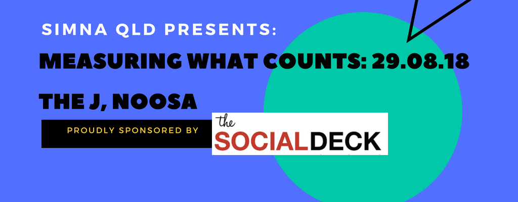 SIMNA QLD Event: Measuring What Counts