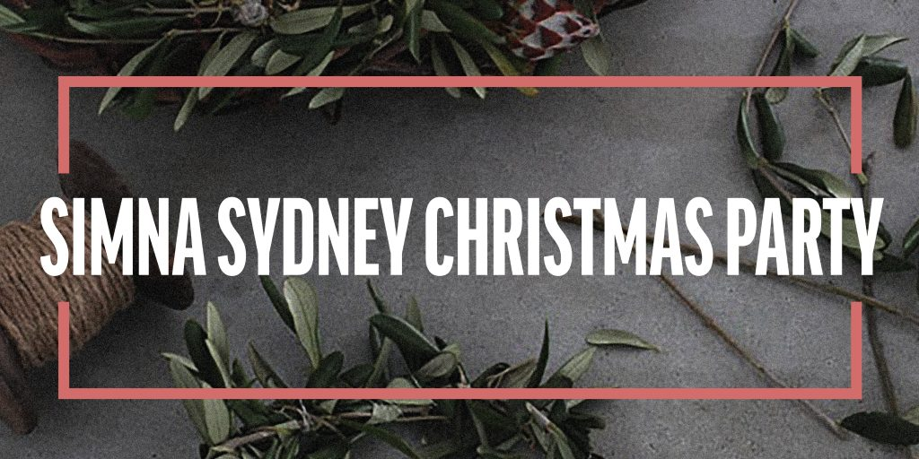 SIMNA NSW Event: Christmas Party